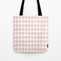 pixel Tote Bags featuring Pixel by Tayler Willcox