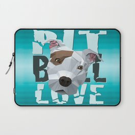 Pit Bull Laptop Sleeve