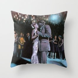 Kelley and Ryan's Wedding Throw Pillow