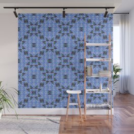 Bow Tie Star Quilt Wall Mural