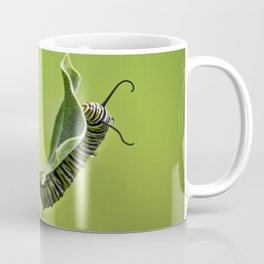 Monarch Caterpillars Coffee Mug