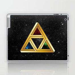The Tri[llusion] Force Laptop & iPad Skin
