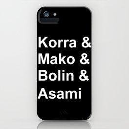 LoK iPhone Case