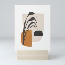 Abstract Shapes 3 Mini Art Print