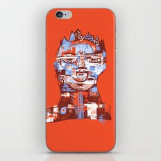 Red King iPhone & iPod Skin