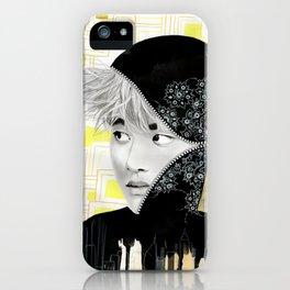 Dull iPhone Case