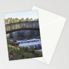 Daffodils by the Brook Stationery Cards