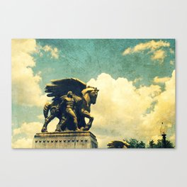Flight Of Ages Canvas Print