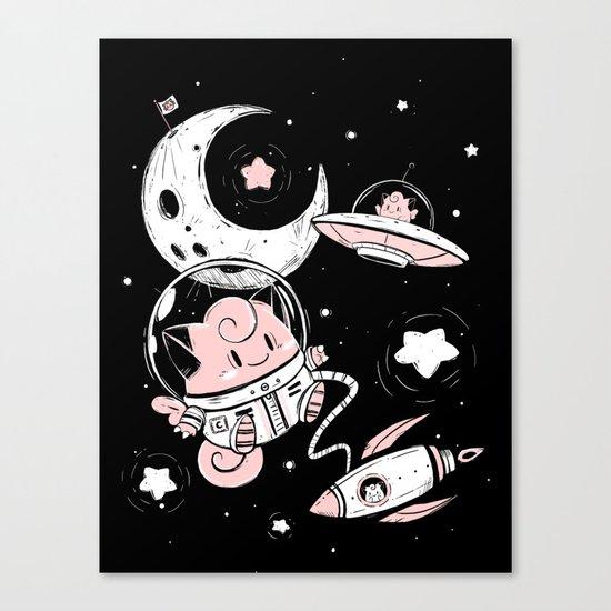 Cosmic Origins Canvas Print