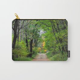 Back roads of my youth  Carry-All Pouch