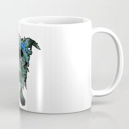 Lugga The Friendly Hairball Monster For Boos Coffee Mug