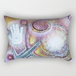 Feminine Touch Rectangular Pillow