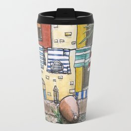 Colorfull Shirts Travel Mug