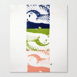 Devil Snake Canvas Print