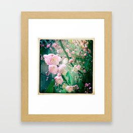 Bloom2 Framed Art Print
