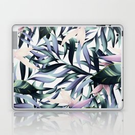 Vector illustration tropical jungle Laptop & iPad Skin
