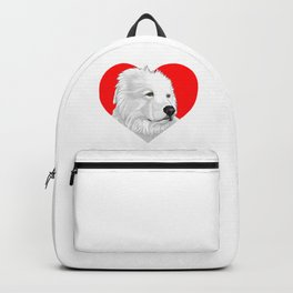 Great Pyrenees Backpack
