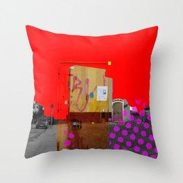 Empty (scene16) Throw Pillow