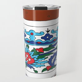 Turkish Coffee Travel Mug