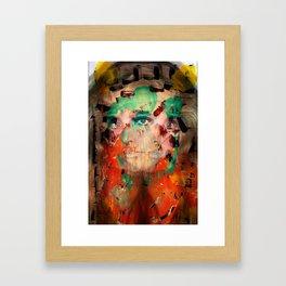 L.S.DONNA Framed Art Print