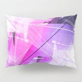 Replica - Geometric Abstract Art Pillow Sham