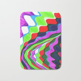 I Dream in Colors Bath Mat