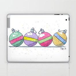 Christmas Balls Laptop & iPad Skin