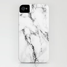 Marble #texture iPhone (4, 4s) Slim Case
