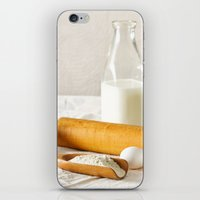 cooking iPhone & iPod Skins featuring Vintage Cooking by diane555