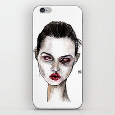 kate no,3 iPhone & iPod Skin