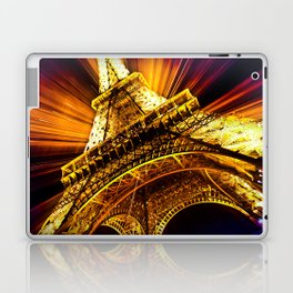 SUPERNOVA EIFFEL II Laptop & iPad Skin