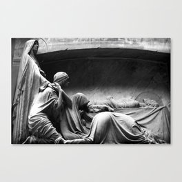 Closer - Joy Division Canvas Print