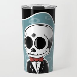 Skully Travel Mug