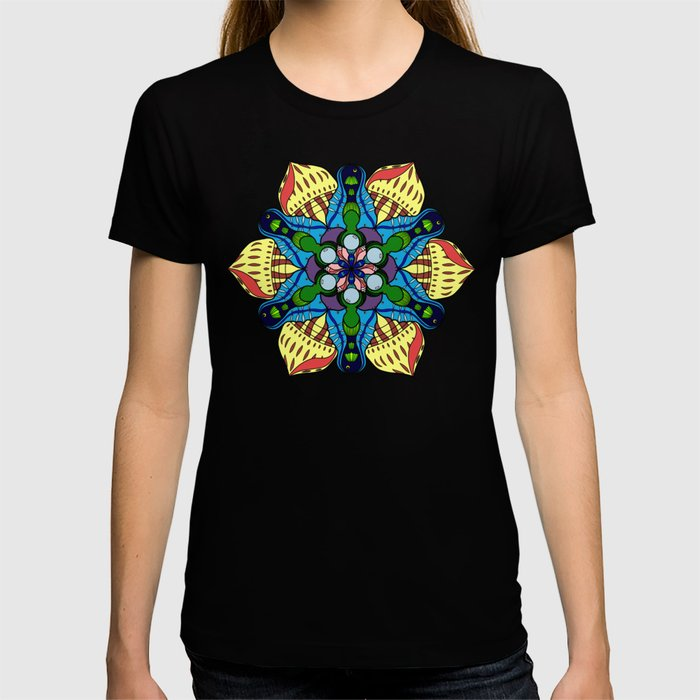 Symmetrical Sea T-shirt