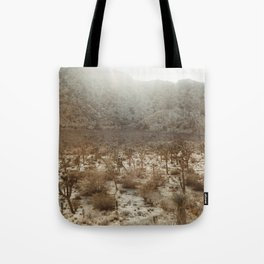 Joshua Tree National Park Tote Bag