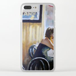 Miles Away Clear iPhone Case