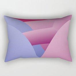Penetration Rectangular Pillow