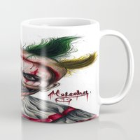 ahs Mugs featuring Twisty-AHS No.2 by MELCHOMM