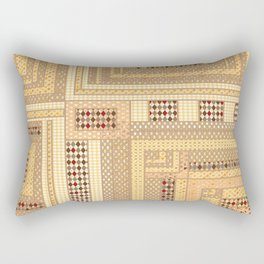 Then there is Brown Rectangular Pillow