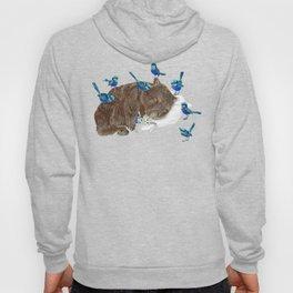 Wrens Wombat sleep Hoody
