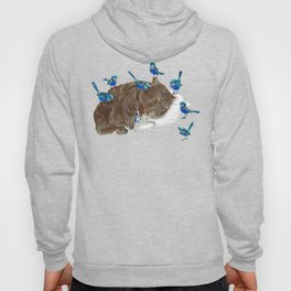 Wrens Wombat sleep Hoody
