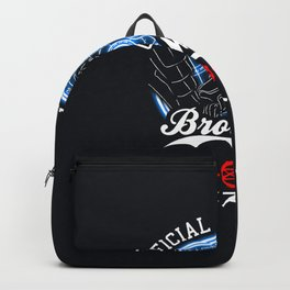Official Alchemist Brothers Backpack