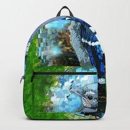 Blue Jay Backpack