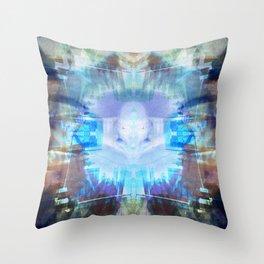 INnerSpacePilgrimage Throw Pillow