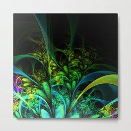 Grass roots Metal Print