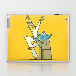 The Return of the Karate Kid Laptop & iPad Skin