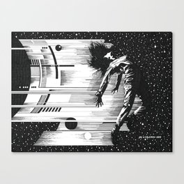 Just Give Me Some Space - Canvas Print