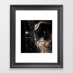 Pitter Patter Framed Art Print