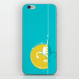i believe in dinosaurs iPhone Skin