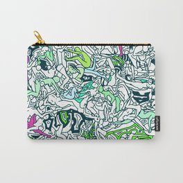 Kamasutra LOVE - Forest Green Carry-All Pouch
